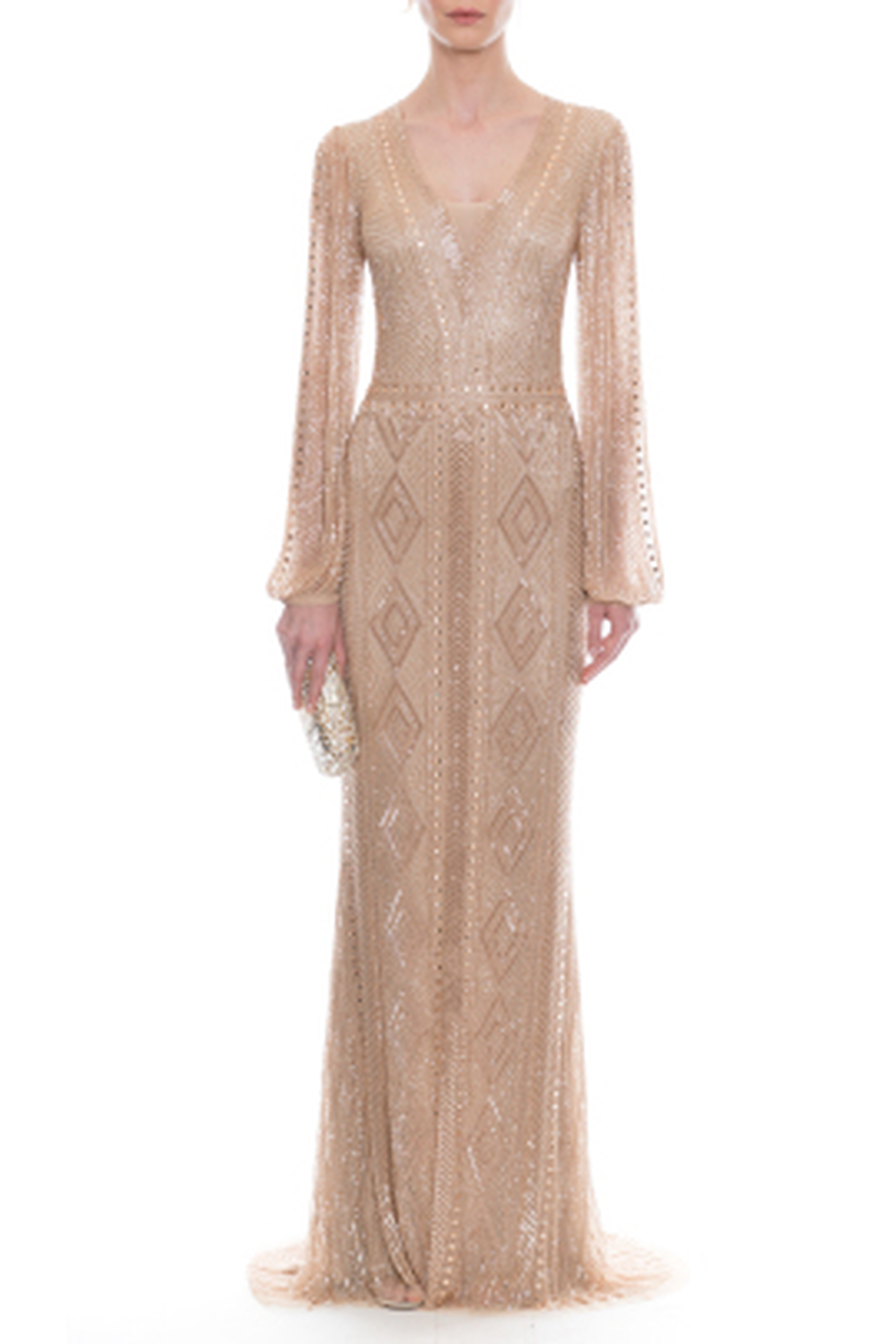 Sebastian Gold Elbise