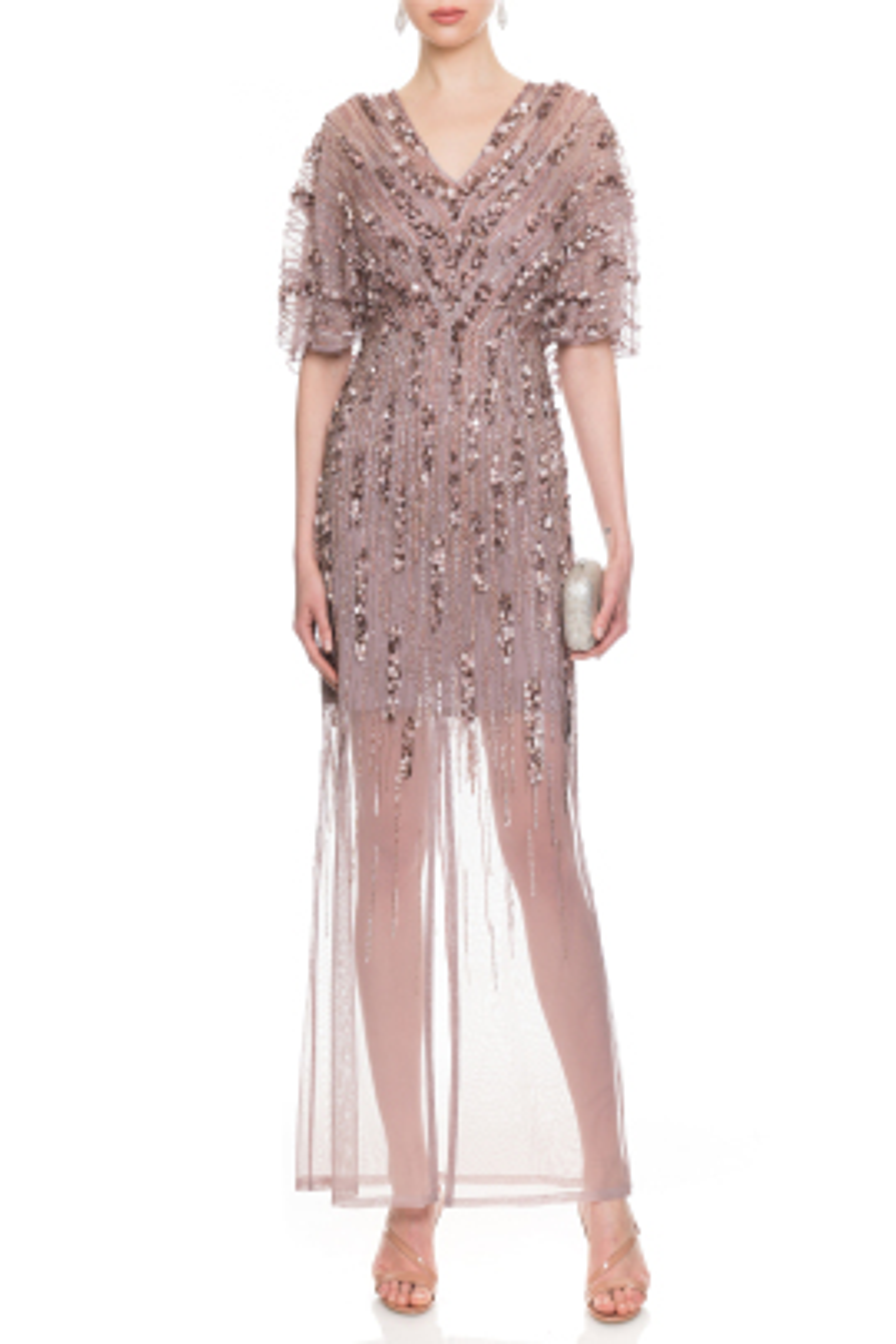 Moonstone Kükürt Elbise