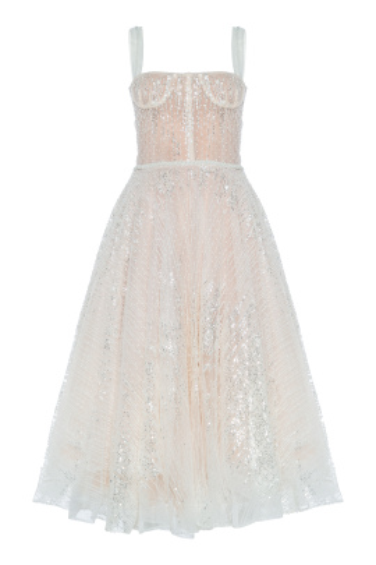 Mademoiselle Beyaz Elbise