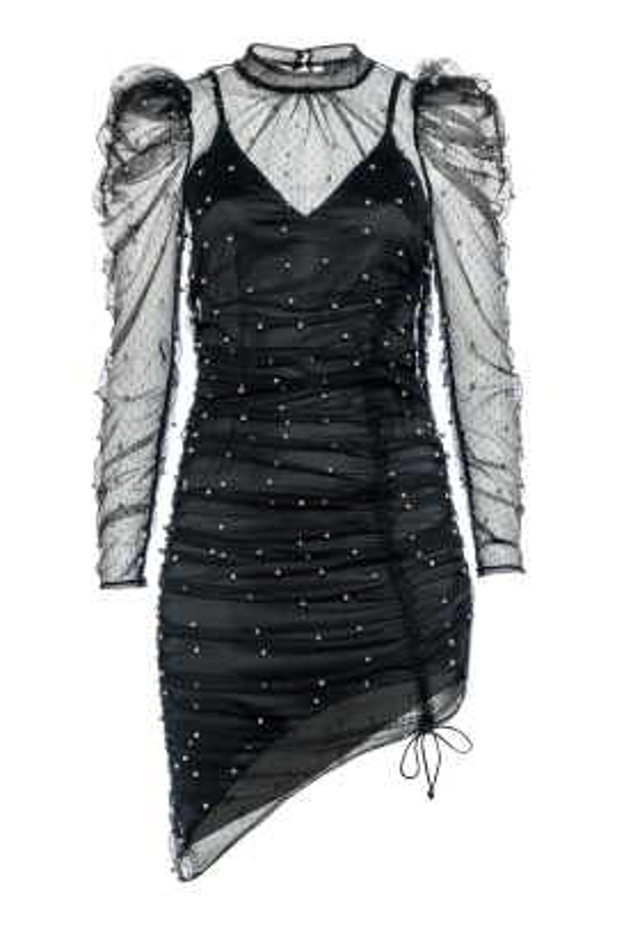 Clemence Mini Elbise