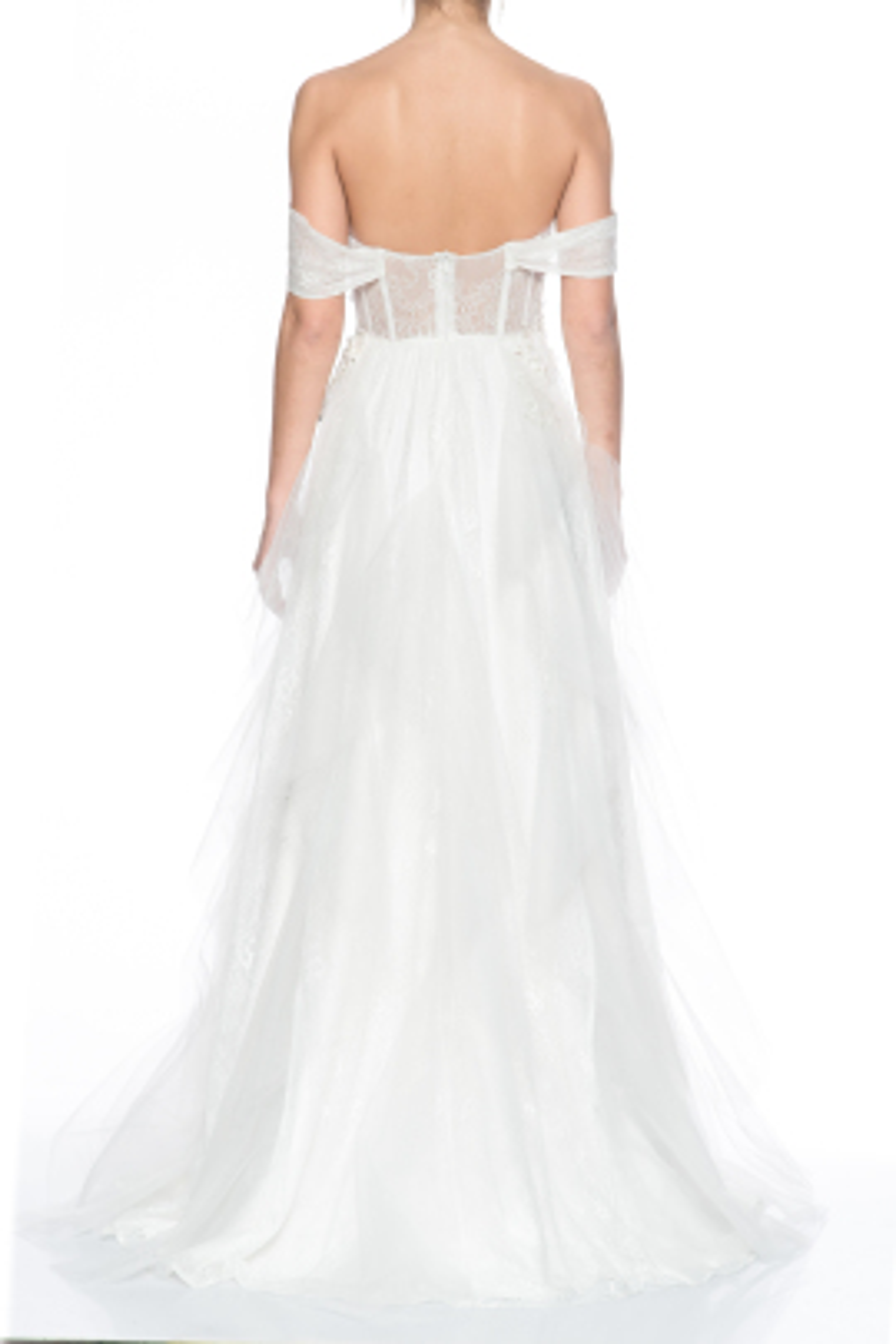 Lady Uzun Elbise