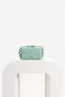 Eos Mint Clutch