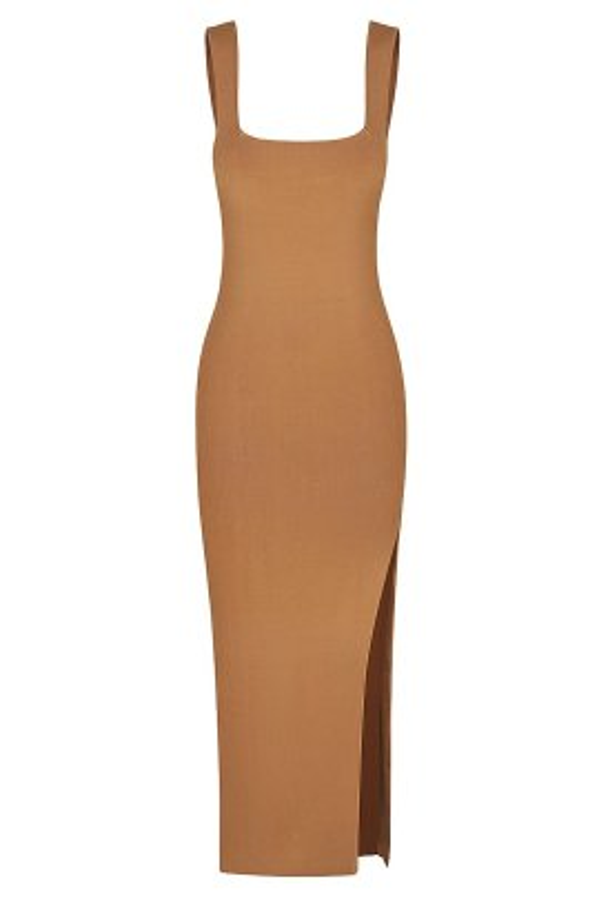 Slim Midi Elbise