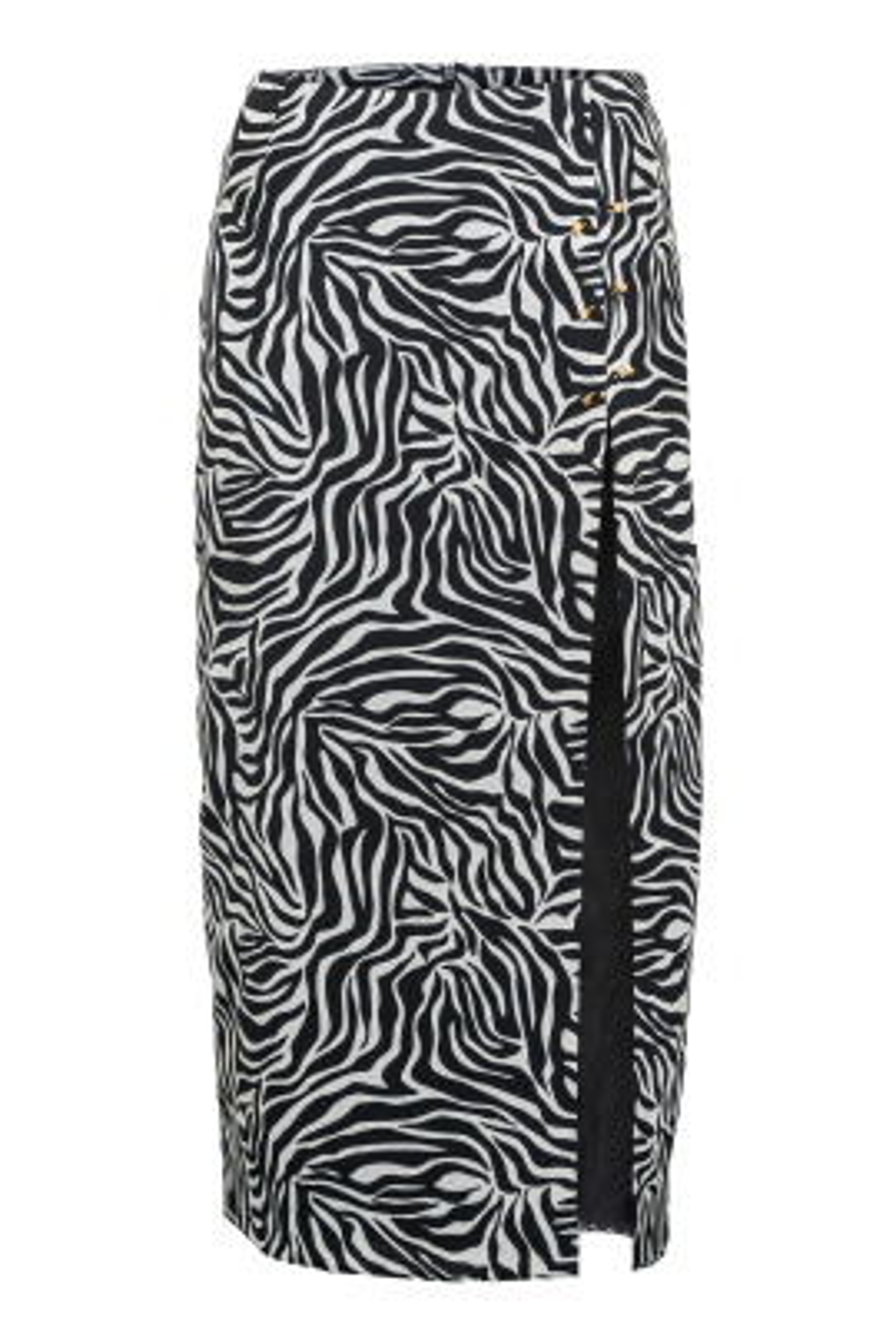 Zebra Midi Etek