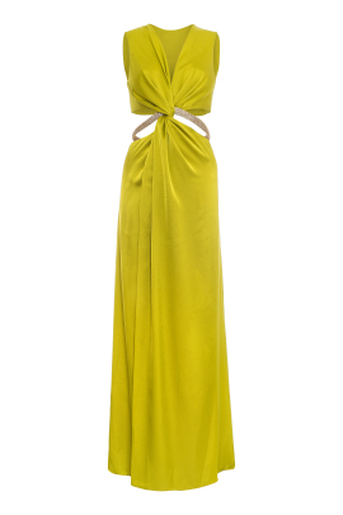 Dasha Yeşil Midi Elbise