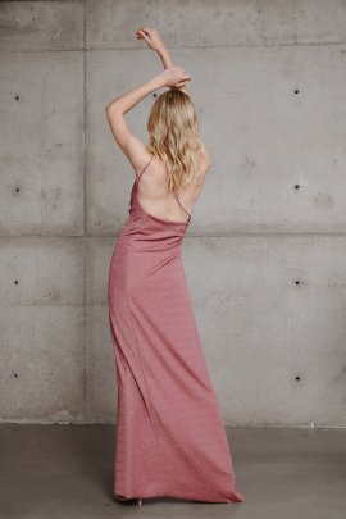 Bahari Rose Elbise