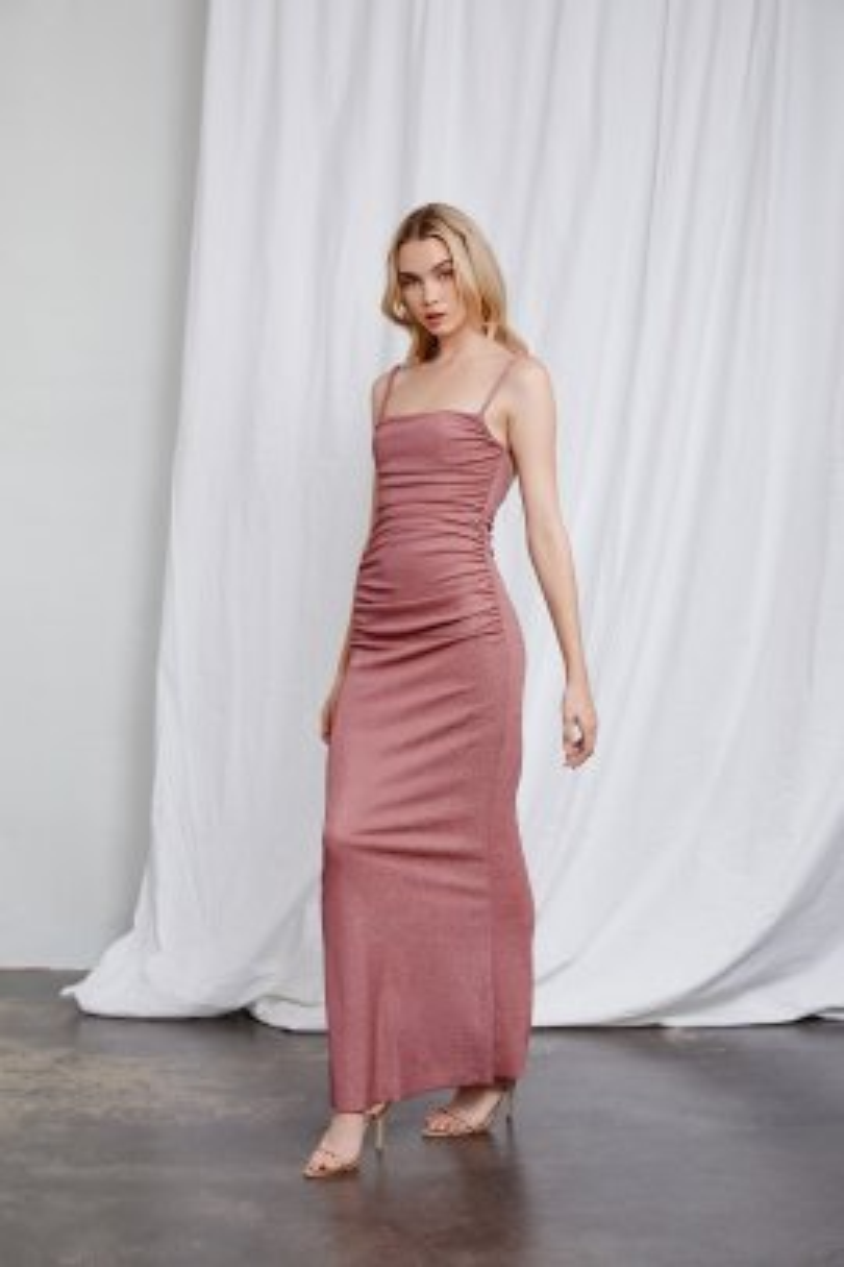 Dalma Rose Elbise